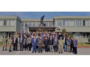 ATSO üyelerinden teknik gezi