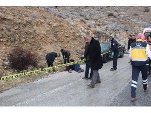 Konya'da yol kenarında ceset bulundu