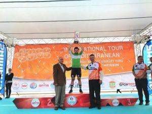 Akdeniz Bisiklet Turu'nda zafer Torku'nun