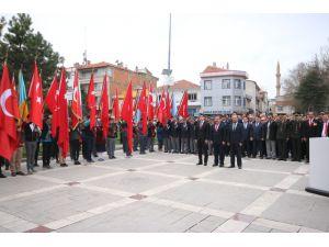 Beyşehir'de 18 Mart Şehitleri Anma Günü törenleri