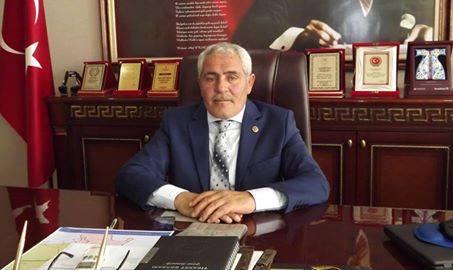 Başkan Niyazi Alçay'ın Miraç Kandili Mesajı