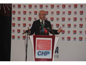 Chp Genel Başkanı Kemal Kılıçdaroğlu Konya'da