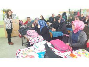 Aksaray'da Aile ve Sosyal Politikalar Müdürlüğü bin 906 kişiye eğitim verdi
