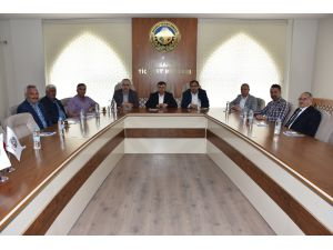 Aksaray Tarım Platformu'ndan erken seçim kararına destek