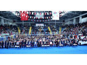 Aksaray'da 'Haydi, Konuş Bakalım'ın finali yapıldı
