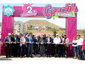Aksaray'da 2. Gençlik Festivali