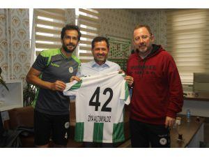 Ziya Altunyaldız'dan Atiker Konyaspor'a ziyaret