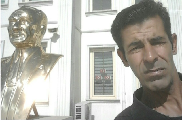 Eskilli Vatandaştan Ata'ya saygı! VİDEO