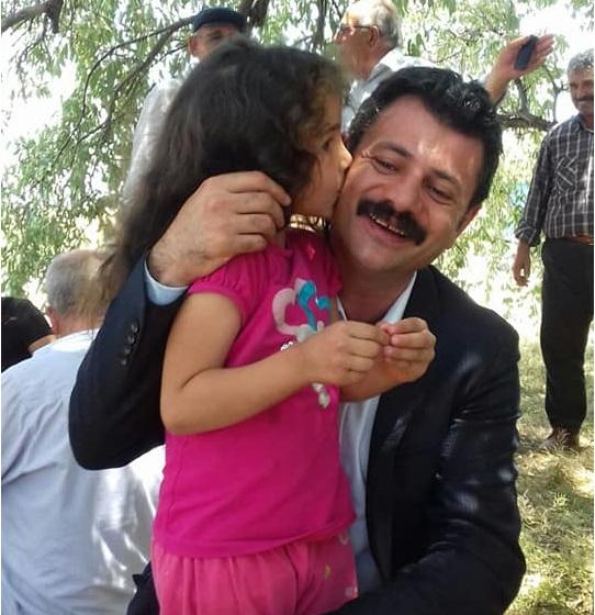 CHP Milletvekili Adayı Ali Abbas Ertürk Eskil'de vatandaşlarla buluştu