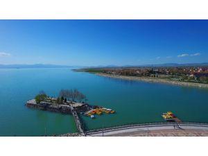 Beyşehir Gölü'nde yeni av sezonu dualarla başladı