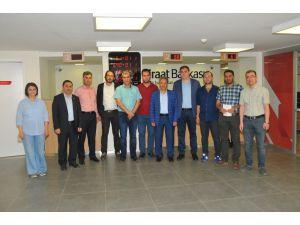 Akşehir AK Parti'den seçim kampanyasına destek