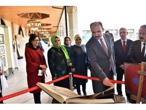 Uluslararası İslam Sanatları Yarışmasına Yoğun İlgi