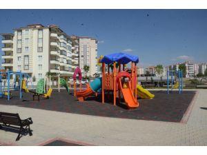 Ereğli'ye 4 Yılda 26 Yeni Park Kazandırıldı
