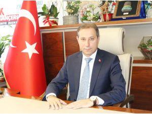 """Karabacak: """"Yeni Türkiye'miz Hayırlı Olsun"""""""