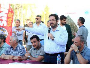 """Aksaray'da 250 Kişilik """"Başkan Mahallemizde"""" Ekibi Fatih Mahallesinde"""