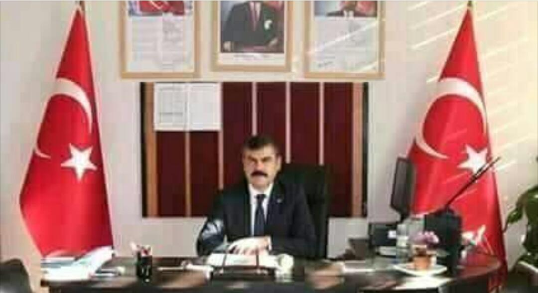 Recep Çelen Eskil Belediye Başkanlığı Adaylığını Açıkladı