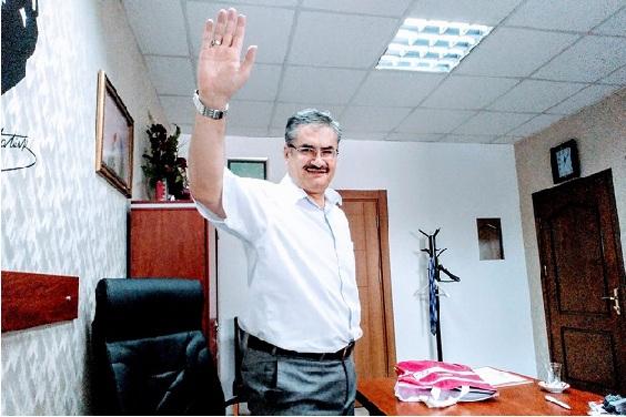 Abdullah Güdendede Bursa Bölge Adliye Mahkemesi Savcılığına atandı