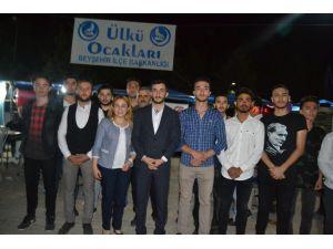 Milletvekili Esin Kara, gençlerle buluştu