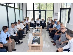 """Başkan Altay: """"Şehir istişareleri hizmet planlamasında yol gösteriyor"""""""