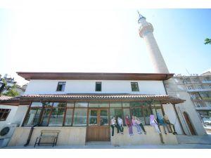 Kadı İzzettin Cami Restorasyonu Tamamlandı