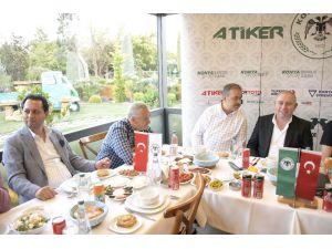 Atiker Konyaspor'da Moral ve Motivasyon Yemeği