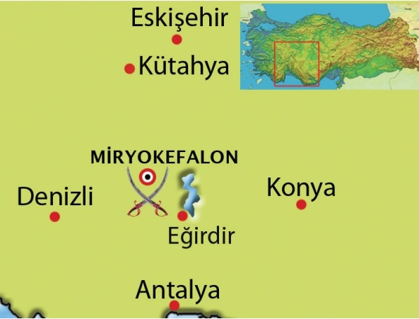 Miryokefalon Zaferi'nin 842. yıldönümü Konya'da kutlanacak
