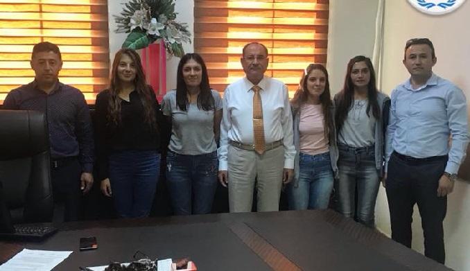 Eskil'de 5 öğrenci Beden Eğitim ve Spor Bölümü Kazandı