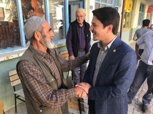 AK Partili Özboyacı : Biz siyaseti insan odaklı yapıyoruz