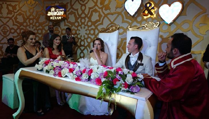 Kansu ile Seyit Mehmet evlendi