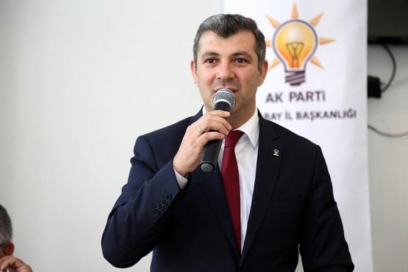 Altınsoy, 'Hükumetimizin destekleriyle Aksaray, Tarım ve Hayvancılıkta Söz Sahibi'