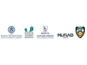 Konya iş dünyasından, Enflasyonla Topyekun Mücadele Programına destek