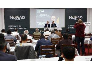 """Gazeteci Yazar Kahveci: """"Paramız değer kaybetmemelidir"""""""