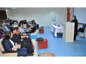 NEÜ'de toplumsal cinsiyet okumaları semineri