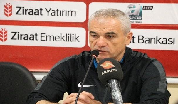 Kahramanmaraşspor - Atiker Konyaspor maçın ardından