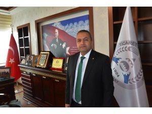 """Başkan Göktaş: """"KDV ve ÖTV indirimi sanayici ve üreticiler için can suyu oldu"""""""