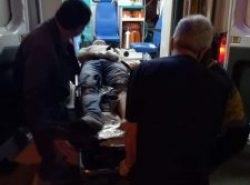 Sultanhanı'nda kazada 3 kişi yaralandı