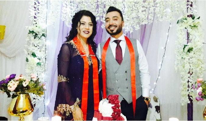 Emine ile Hasan evliliğe ilk adımı attı