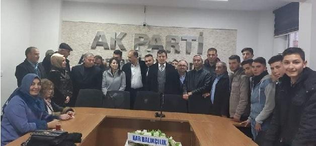 AK Parti'nin Eşmekaya Belediye Başkan Adayı Tayfur Başkan mı?