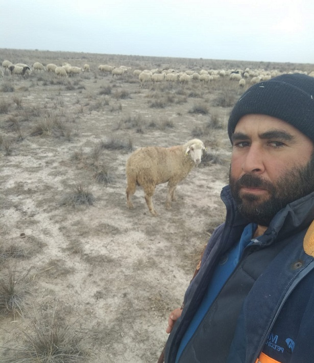 """Eskilli Çoban, """"Genç Çiftçi Hibe Desteği Bizlere Verilmeli"""""""