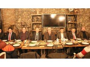 Başkan Koçak gazetecilerle buluştu