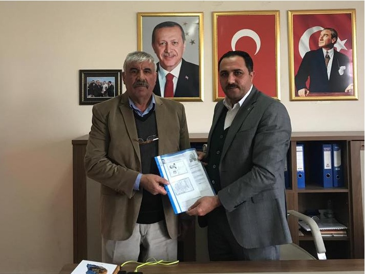 AK Parti Eskil Necati Belgemen, Eşmekaya Tayfur Başkan