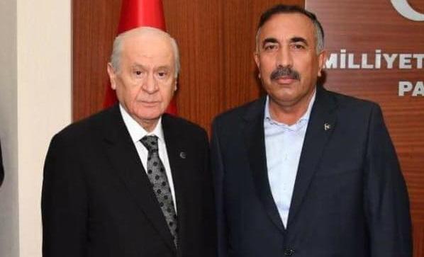Ömer Karaer MHP Karatay Belediye Meclis Üyesi Adayı oldu