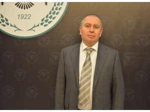 """Hilmi Kulluk: """"Tüm Konya'yı armamızın etrafında kenetlenmeye davet ediyoruz"""""""