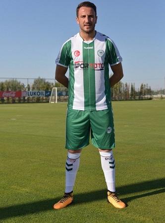 Ali Çamdalı yeniden Konyaspor'da