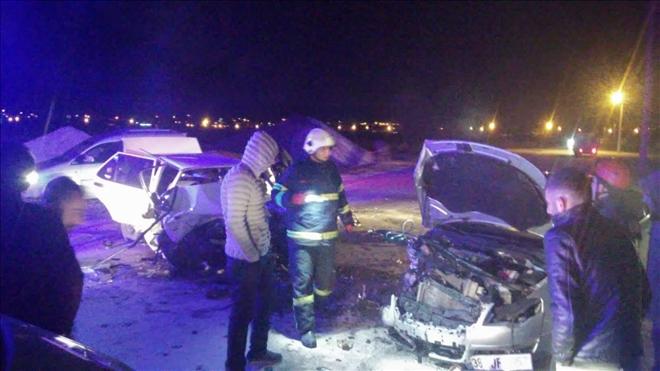 Aksaray'da kazada ağır yaralanan vatandaş yaşamını yitirdi