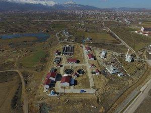 Seydişehir'de Atıksu Arıtma Tesisleri hizmete girdi