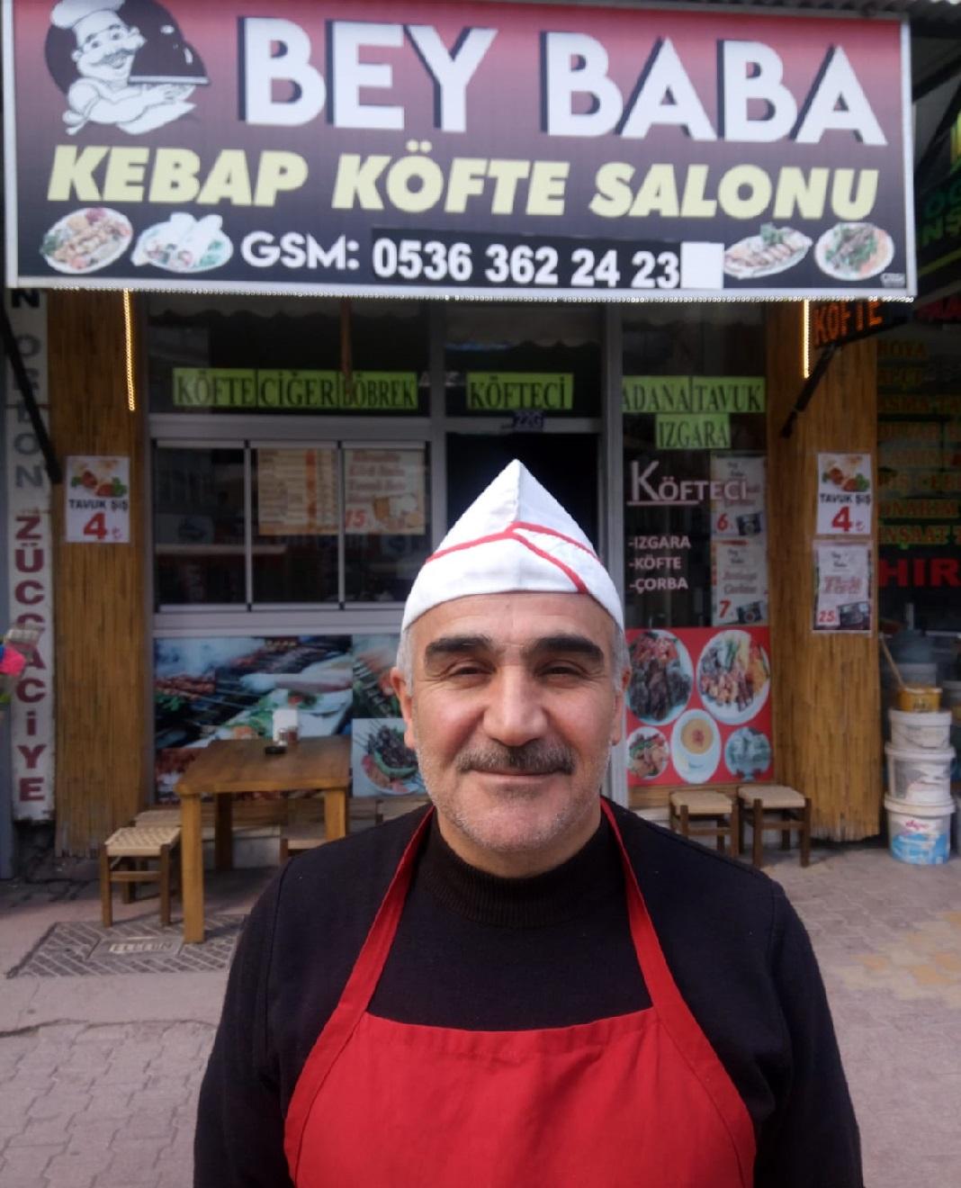 Eskilli Osman Uzer Usta Konya'nın damak tadına katkı sağlıyor!