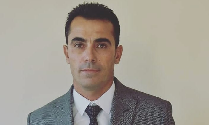 """Aday olamayan Ahmet Sanlav, """"Bu projelerimiz hayat bulsun!"""""""