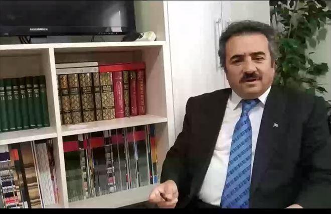 """Yaşar Ar; """"Bütün Partililerce Tebessümle Karşılanıyoruz"""" VİDEO"""