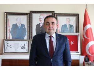 """MHP İl Başkanı Murat Çiçek: """"Türk kadını erkeğin tamamlayıcı unsurudur"""""""